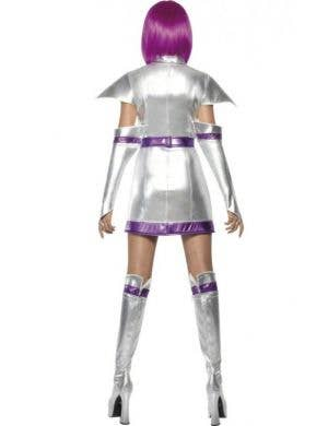 Space Cadet Sexy Women's Costume