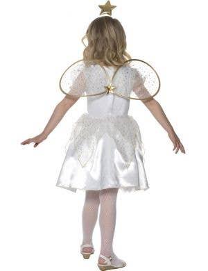 Christmas Star Fairy Girls Costume