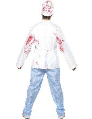 Deadly Chef Men's Halloween Costume