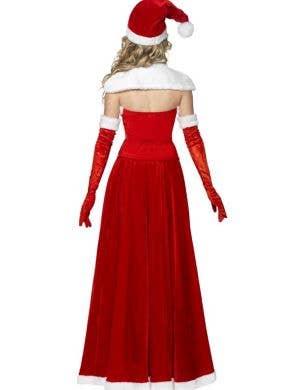Luxury Miss Santa Women's Christmas Costume