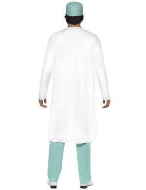 A&E Doctor Men's Medical Fancy Dress Costume
