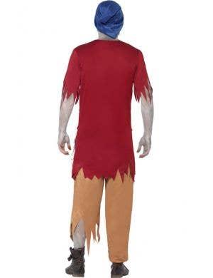 Undead Dwarf Men's Zombie Halloween Costume