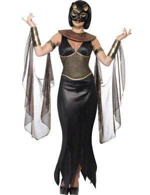 Egyptian Cat Goddess Women's Costume