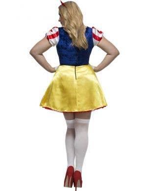 Snow White Princess Plus Size Women's Costume