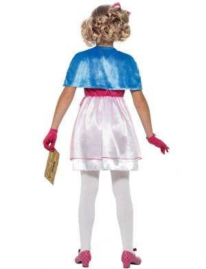 Veruca Salt Girls Willy Wonka Book Week Costume