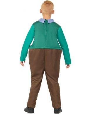 Augustus Gloop Boys Willy Wonka Costume