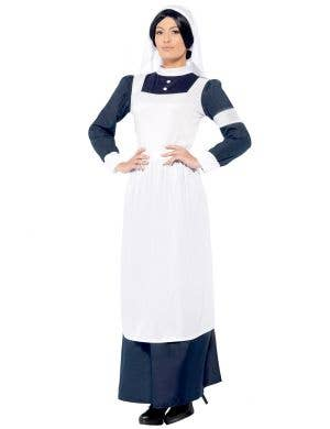 Great War Nurse Women's Fancy Dress Costume
