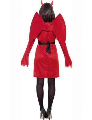 Red Devil Women's Halloween Costume