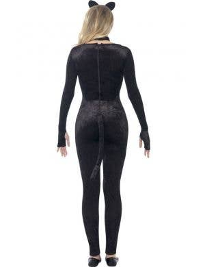 Miss Kitty Teen Girls Catsuit Halloween Costume