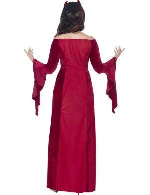 Red Devil Plus Size Women's Halloween Costume