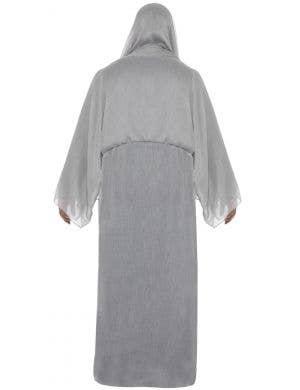 Grim Reaper Grey Men's Halloween Costume