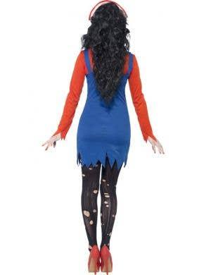 Zombie Plumber Women's Halloween Costume