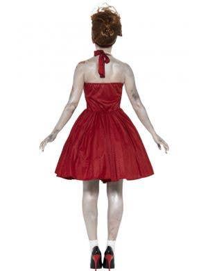 Ravening 1950's Housewife Women's Zombie Costume