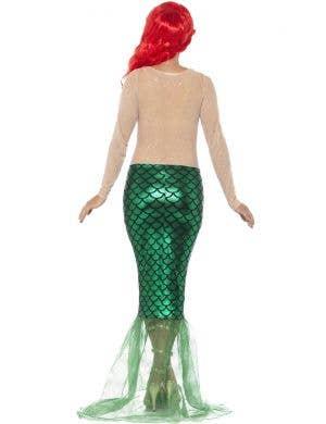 Mermaid Ariel Deluxe Women's Fancy Dress Costume