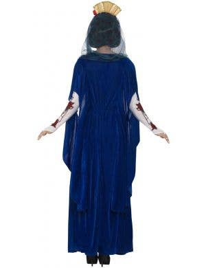 Day Of The Dead Sacred Mary Women's Halloween Costume