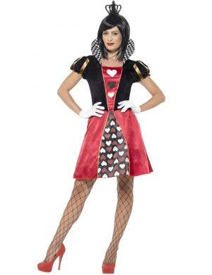 Carded Queen Costume - Front