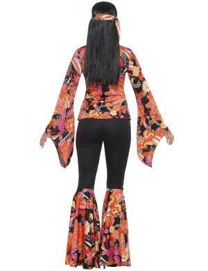 Willow The Hippie Plus Size Women's 1970's Costume