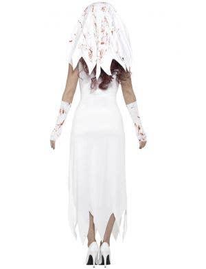 Zombie Bride Women's Halloween Fancy Dress Costume
