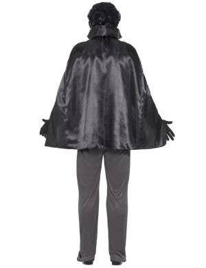 Classic Halloween Vampire Men's Fancy Dress Costume