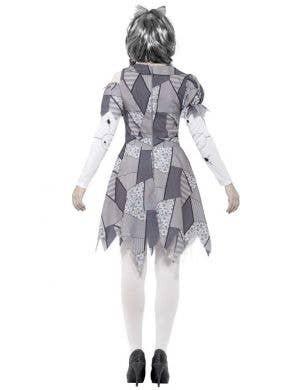 Damaged Doll Women's Halloween Fancy Dress Costume