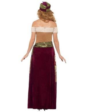 Voodoo Priestess Deluxe Women's Halloween Costume