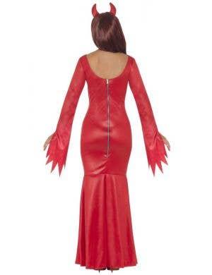 Devil Mistress Women's Halloween Fancy Dress Costume