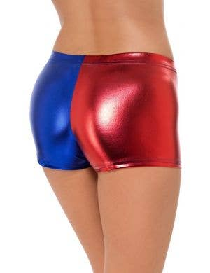 Miss Whiplash Women's Booty Shorts Costume Accessory