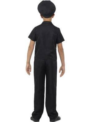 New York Police Officer Boy's Costume