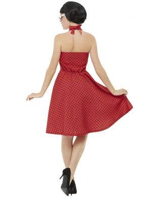 1950's Retro Rockabilly Women's Costume
