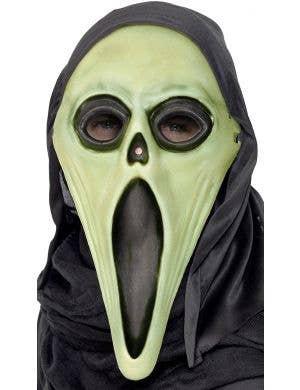 Glow in the Dark Scream Halloween Mask