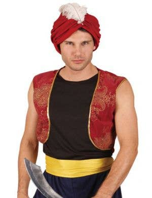 Persian Prince Men's International Fancy Dress Costume