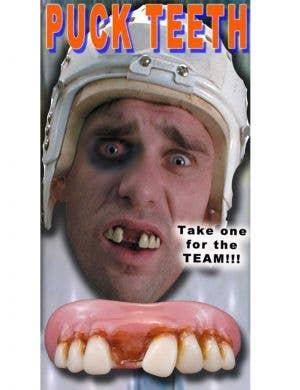 Billy Bob Funny Puck Teeth Accessory