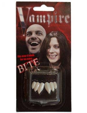 Billy Bob Custom Fitting Triple Vampire Fangs
