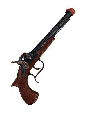 Diecast Pirate Pistol Cap Gun Costume Weapon