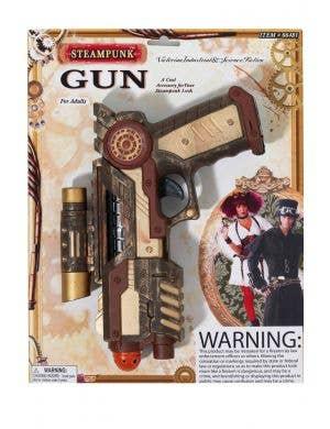 Steampunk Gun Costume Accessory