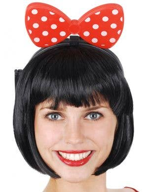 Light Up Minnie Mouse Costume Ears