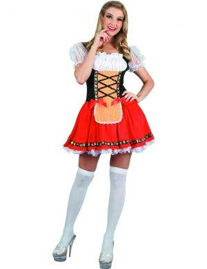Beer Maid Women's Sexy Oktoberfest Costume