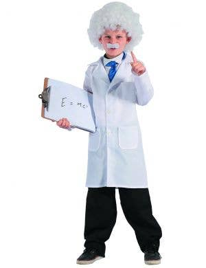 Inventor Einstein Kids Occupation Costume