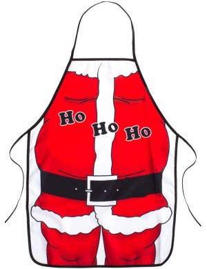 Ho Ho Ho Santa Claus Novelty Christmas Costume Apron