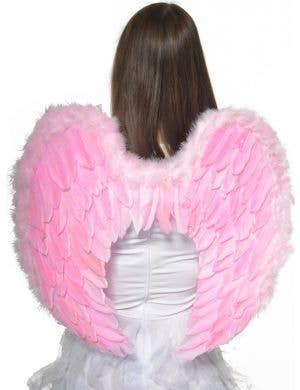 Light Pink Angel Wings