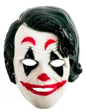 The Joker Adults Costume Mask