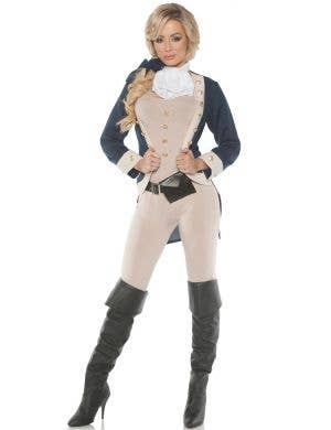 Americana Women's Colonial Patriot Costume