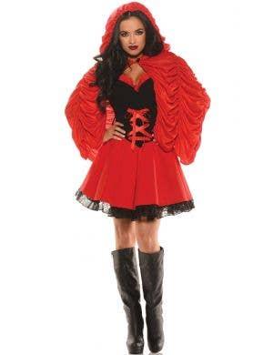 Little Red Women's Riding Hood Costume