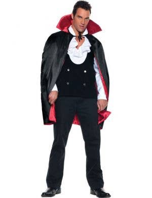 Deluxe Reversible Vampire Costume Cape