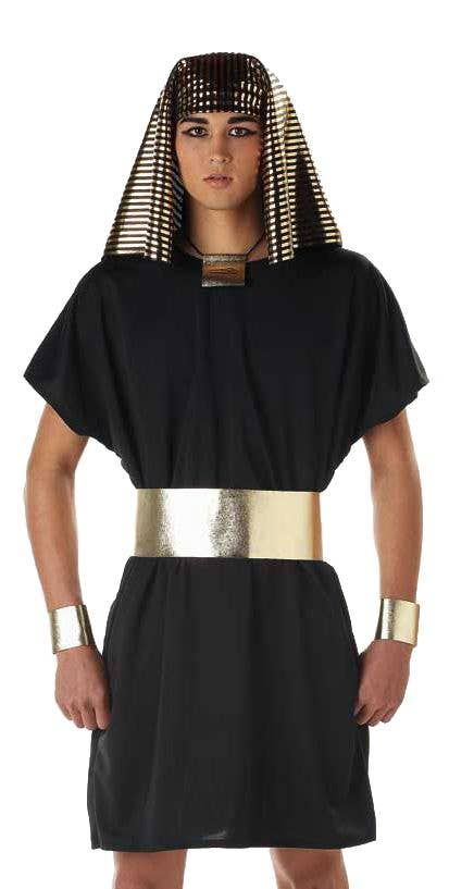 King Tut Men's Egyptian Pharaoh Costume