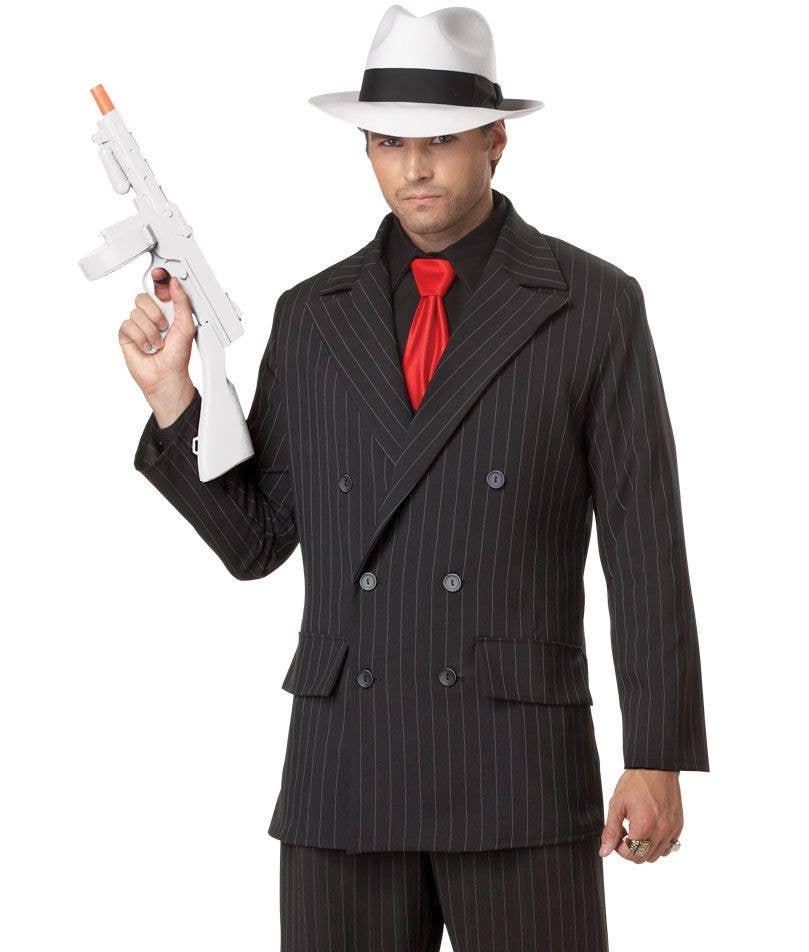 Cc Men S Gangster Fancy Dress Costume Close