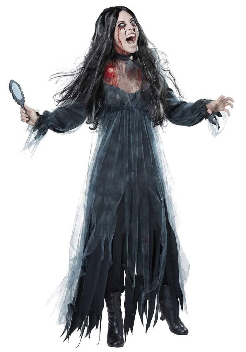 Halloween Costumes Scary Women.Bloody Mary Legend Women S Halloween Costume