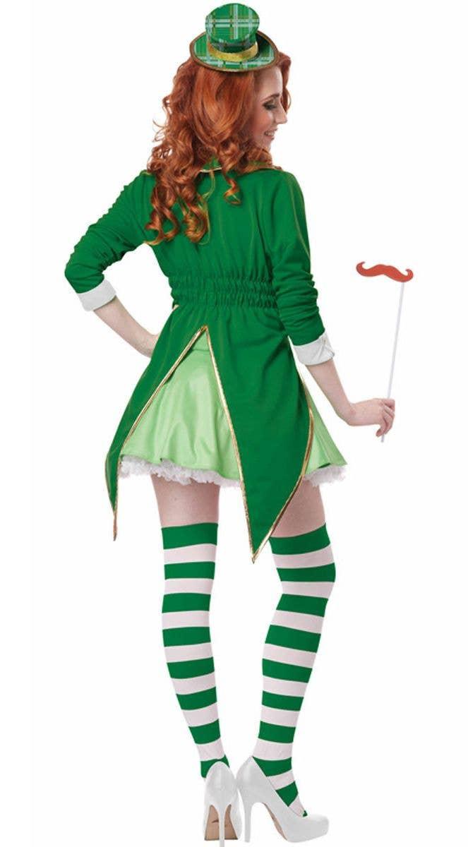 a1c279e004493 Lucky Charm Leprechaun Women's Costume | St Patrick's Day Costume