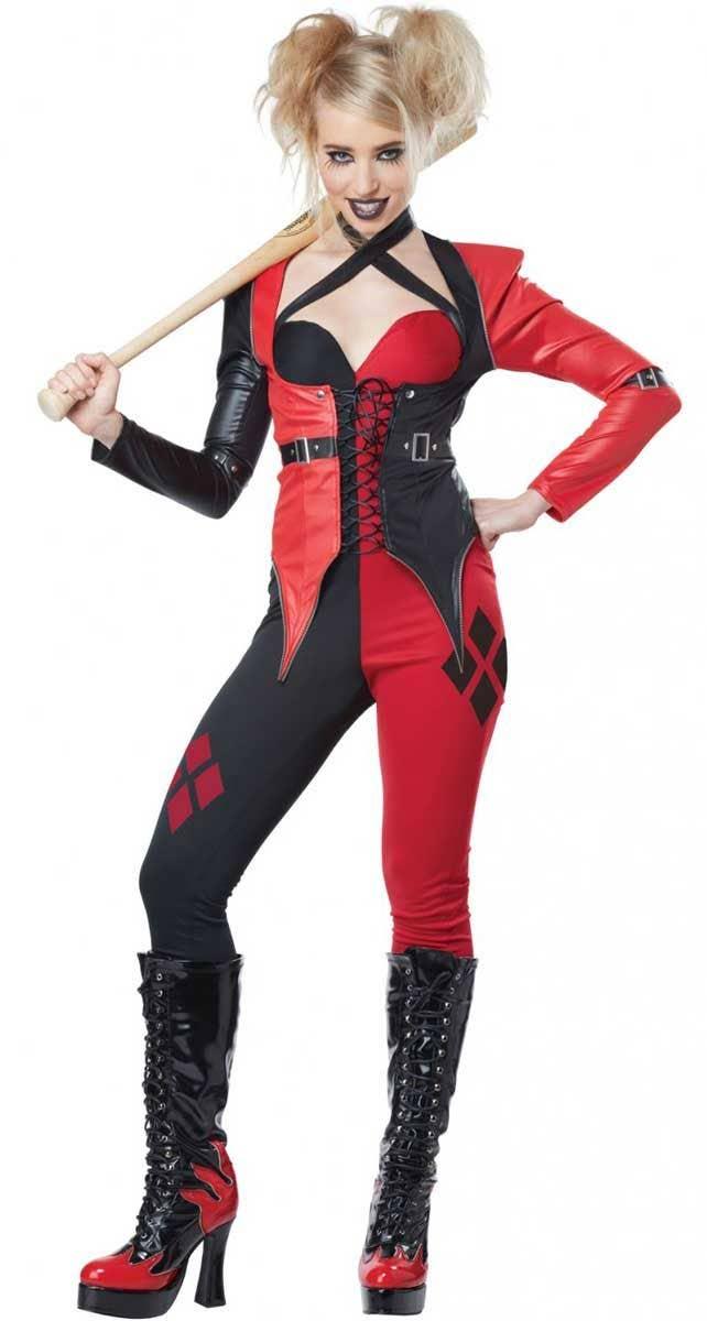 Sexy harlequin