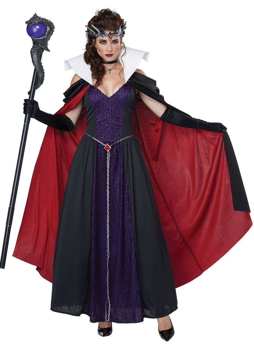 Evil Storybook Queen Maleficent Women S Costume
